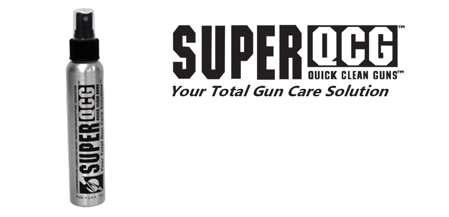 Super Quick Clean Guns solution