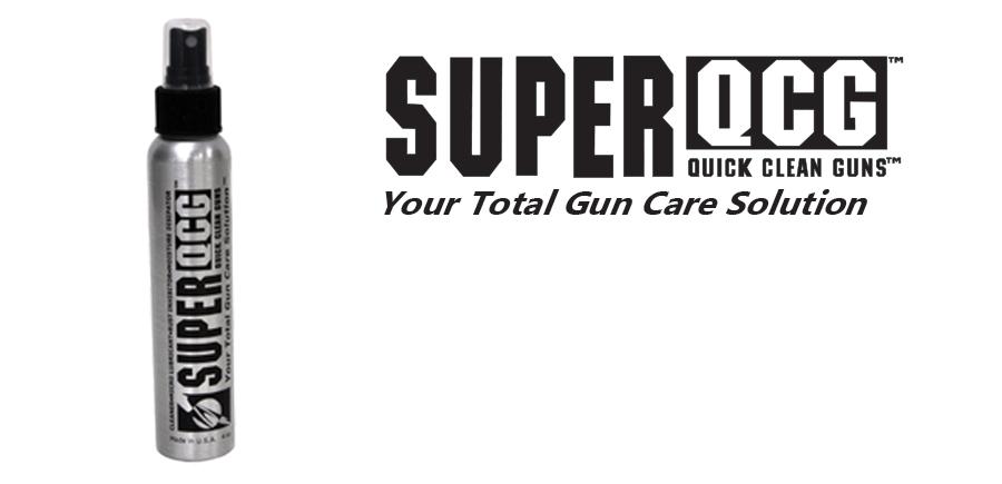 Super Quick Clean Guns solution