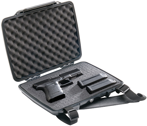 Pelican P1075 Hard Pistol Case