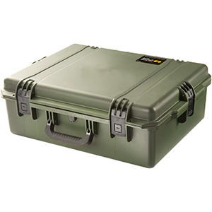 Pelican Storm Case Green