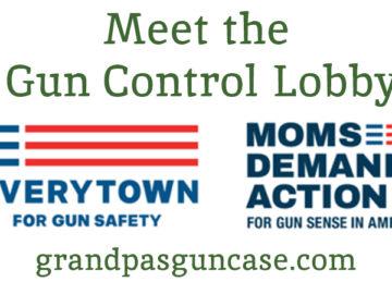 Meet the Gun Control Lobby