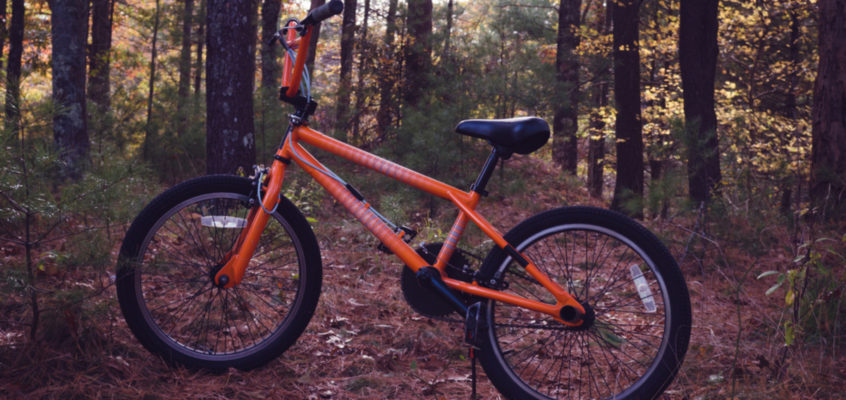 Hunting with Mountain Bikes